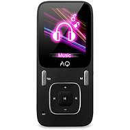 AQ MP02BK - MP4 Player