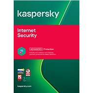 Verlängerung von Kaspersky Internet Security für mehrere Geräte 2017 (elektronische Lizenz) - Antivirus-Software