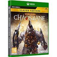 Warhammer Chaosbane: Slayer Edition - Xbox Series X - Konsolenspiel