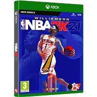 NBA 2K21 - Xbox Series X - Konsolenspiel