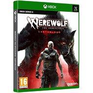 Werewolf: The Apocalypse - Earthblood - Xbox Series X - Konsolenspiel
