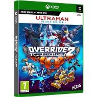 Override 2: Super Mech League - Ultraman Deluxe Edition - Xbox - Konsolenspiel