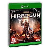 Necromunda: Hired Gun - Xbox - Konsolenspiel