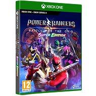 Power Rangers: Battle for the Grid - Super Edition - Xbox - Konsolenspiel