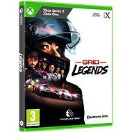 GRID LEGENDS - Xbox - Konsolenspiel