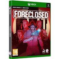 FORECLOSED - Xbox - Konsolenspiel
