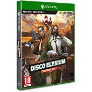 Disco Elysium - The Final Cut - Xbox - Konsolenspiel