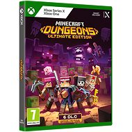 Minecraft Dungeons: Ultimate Edition - Xbox - Konsolenspiel