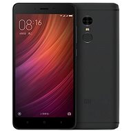 Xiaomi Redmi Note 4 LTE 64GB Black - Handy