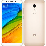 Xiaomi Redmi 5 Plus 32 GB LTE Gold - Handy