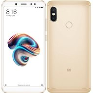 Handy Xiaomi Redmi Note 5 LTE 32 GB Gold - Handy