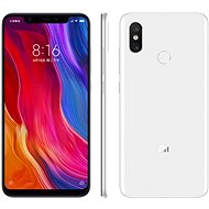 Xiaomi Mi 8 64GB LTE Weiß - Handy
