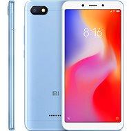 Xiaomi Redmi 6A 16GB LTE Blau - Handy
