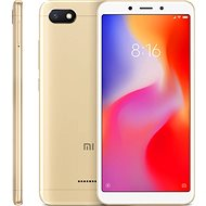 Xiaomi Redmi 6A 16GB LTE Gold - Handy