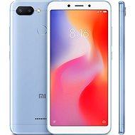Xiaomi Redmi 6 3 GB/64 GB LTE blau