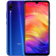 Xiaomi Redmi Note 7 LTE 64 GB blau - Handy
