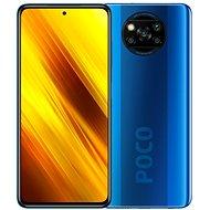 Xiaomi POCO X3 128 GB - blau - Handy