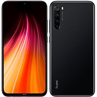 Xiaomi Redmi Note 8 128 GB - schwarz - Handy