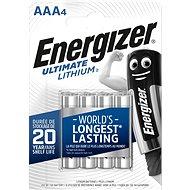 Energizer Ultimate Lithium AAA / 4 - Akku