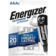 Energizer Ultimative  Lithium AAA/2 - Einwegbatterie