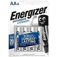 Energizer Ultimate Lithium AA/4 - Akku