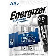 Einwegbatterie Energizer Ultimate Lithium AA/2