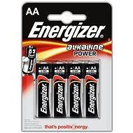 Einwegbatterie Energizer Alkaline Power AA/4
