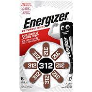 Energizer 312 DP-8 für Hörgeräte - Knopfbatterie