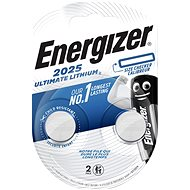 Energizer Ultimative Lithium CR2025 2 Stück - Knopfbatterie