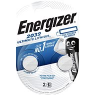 Energizer Ultimative Lithium CR2032 2 Stück - Knopfbatterie