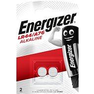 Energizer Spezielle Alkalibatterie LR44 / A76 2 Stück - Knopfbatterie