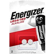 Energizer Spezielle Alkalibatterie LR54 / 189 2 Stück - Knopfbatterie