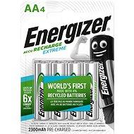 Extreme Energizer NiMH AA HR6 2300mAh / 4 Stück - Akku