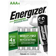 Energizer Power Plus AAA 700 mAh 4 Stück - Akku