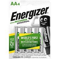 Energizer Universal AA 1300 mAh 4 Stück - Akku