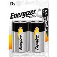 Energizer Alkaline Power D/2 - Akku