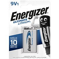 Einwegbatterie Energizer Ultimative Lithium 9 Volt