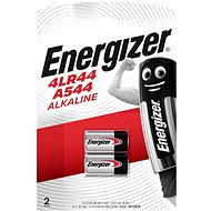 Einwegbatterie Energizer Spezielle Alkalibatterie 4LR44 / A544 2 Stück