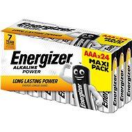Einwegbatterie Energizer Alkaline Power AAA 24 Stück