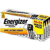 Einwegbatterie Energizer Alkaline Power AA 24 Stück