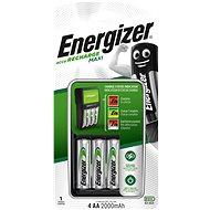 Energizer MAXI Ladegerät + 4 x AA 2000 mAh NiMH - Akku-Ladegerät