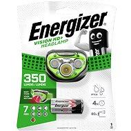 Energizer Headlight Vision HD+ (225 Lumen) - inklusive 3x AAA Batterien - Stirnlampe