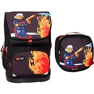 LEGO City Fire Schultaschen-Set 2-teilig - Schulranzen