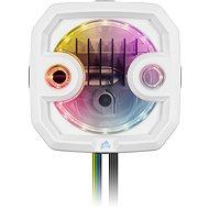 Corsair XD3 RGB Pump Res White - Wasserkühlungspumpe