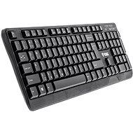 Yenkee YKB 1002CS USB schwarz - Tastatur