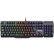 YENKEE YKB 3500 KATANA - CZ - Gaming-Tastatur
