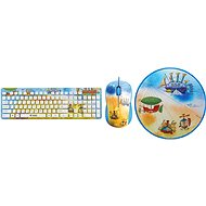 Tastatur und Maus Yenkee Fantasy Set Boys - Tastatur/Maus-Set