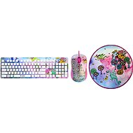Yenkee Fantasy Set Girls - Tastatur/Maus-Set
