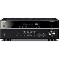 YAMAHA RX-V585 schwarz - AV receiver