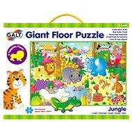 GALT Großes Bodenpuzzle - Tiere im Dschungel - Puzzle